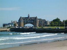 Naragansett, Rhode Island. Our first anniversary! 6/26/2011