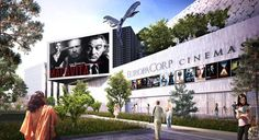 Euromed Center (proposition) | EuropaCorp, L.Besson