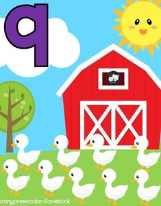 Learning Numbers, Math Numbers, Farm Animal Crafts, Farm Animals, Classroom Birthday, Classroom Decor, Educational Activities For Kids, Teaching Kids, Activities
