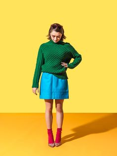 Maisie Williams, photographed byPerouforThe Guardian, Dec 2014.