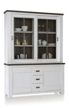 Hoektafel Blanche http://www.happy-home.nl/shop/landelijke-meubels ...