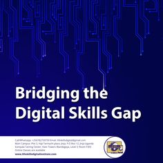 Life Skills Digital Institute equips you with the skills and knowledge that you need to build a lasting and integral online business Technological Change, Digital Revolution, To Strive, Life Skills, Modern Living, Online Business, Gap, Fill, How To Become
