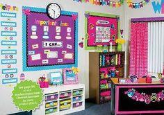 Resultado de imagen para decoracion de salones de clases de primaria