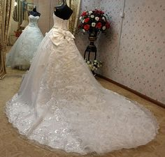Wedding Dress Fantasy - Gypsy Wedding Dress 11, $4,850.00 (http://www.weddingdressfantasy.com/gypsy-wedding-dress-11/)