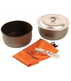 Trangia Tundra 2 Non-Stick Cook Set