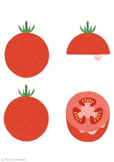 Oisix CRAZY for VEGGY - illustrations for the interior of the supermarket - Ryo Takemasa