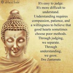 Be understanding please
