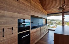 View the full picture gallery of Dorman House Journal Du Design, Beach Shack, Kitchen Styling, Interior Design Kitchen, Architecture, Cladding, Old Houses, Living Spaces, House Design