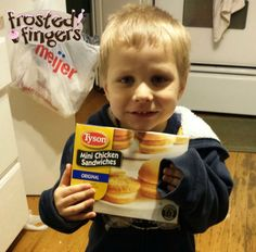 On the Go with Tyson Minis! #Sponsored #TysonMinis