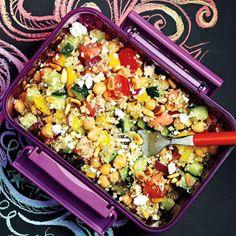 Confetti Quinoa Salad recipe - Fresh Juice