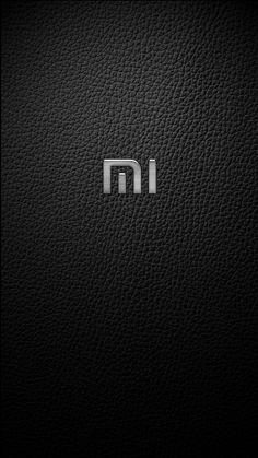 Xiaomi Wallpaper Logo Black