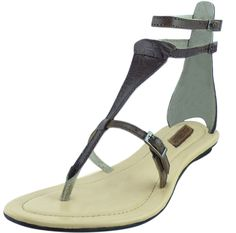 Green Casuals Women's Leather Shoes Sandals Flats Artisan Gladiator Sandal Flat (Narrow) >>> Awesome product. Click the image : Gladiator sandals