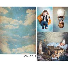 Encontrar Más Fondos Información acerca de Estudio de vinilo telón bebé 6.5 x10ft ( 200 x 300 cm ) 3D fotografía del cielo de fondo del cielo nostalgia photo studio, alta calidad estudio de estrellas, China Estudio de fotografía de fondo de fondo Proveedores, barato estudio de radio de Art photography Background en Aliexpress.com