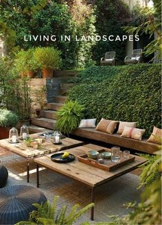 From Indoor to Outdoor: Living In Landscapes on the Interior Collective