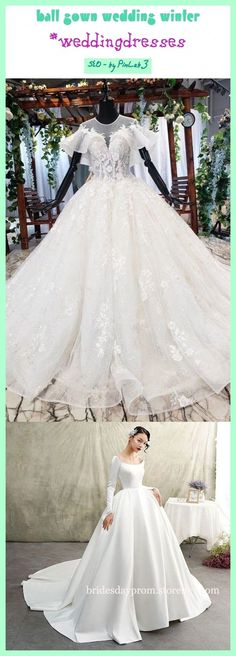Ball gown wedding winter #wedding #winter Ballkleid Hochzeit Winter - robe de ba... - #ballkleid #hochzeit #wedding #winter - #SimonWalker Wedding Corset, Wedding Dress Organza, Wedding Dress With Veil, Wedding Dresses With Flowers, Wedding Dresses With Straps, Wedding Lace, Sweetheart Wedding Dress, Lace Weddings, Gown Wedding