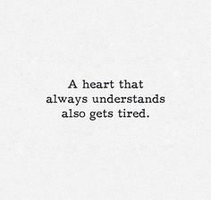 I am so tired of trying to be understanding and compassionate.