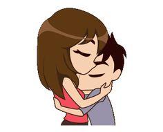 So Much Love Animated Cute Love Stories, Cute Love Gif, Cute Love Pictures, Anime Gifs, Cartoon Gifs, Cute Cartoon Wallpapers, Love Cartoon Couple, Cute Cartoon Pictures, Cute Couple Drawings