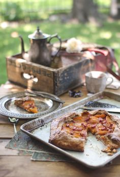 Cherry And Ricotta Galette A Delicious Recipe Deadly Decadence