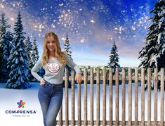 Smile! It is Winter at Com-Prensa   - Our Model   - Our Photo   - Our Design  #model #christmas #fashion #fashionoftheday #winter #snow #smile #photooftheday #design #comprensa #barcelos #portugal