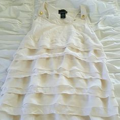 CYNTHIA ROWLEY TOP Ruffles just on front not on back. Great condition Cynthia Rowley Tops