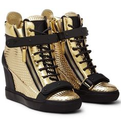 Sneakers - Sneakers Giuseppe Zanotti Design Women on Giuseppe Zanotti Design Online Store @@NATION@@ - Fall-Winter Collection for men and women. Worldwide delivery.| RW4017002 - CHROME