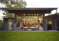 Peter Stutchbury Garden House
