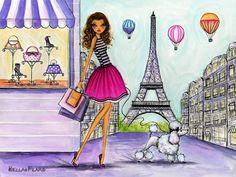 Bella Pilar-Paris