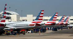 https://flic.kr/p/YjThXR | AA * American Airlines | LAX International Airport  Los Angeles, California