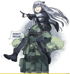 and fuze & Manga Rainbow Six Siege Anime, Rainbow 6 Seige, Rainbow Six Siege Memes, Tom Clancy's Rainbow Six, Rainbow Art, Anime Military, Military Girl, Military Archives, Six Girl