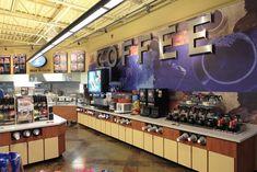 Liquor Cabinet, Convenience Store, Industrial, Restaurant, Storage, 7 Eleven, Interior, Food Service, Furniture