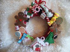 Ghirlanda natalizia omino pan di zenzero : Accessori casa di notonlybags