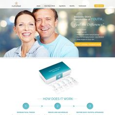 *Guaranteed Prize* New Instant Lift Beauty Landing Page by Shilpa Khator