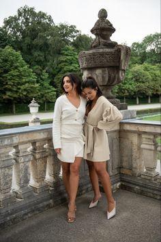 White Skirts, White Dress, Mini Skirts, Culture Shock, Drop, Collection, Dresses, Fashion, Fashion Styles