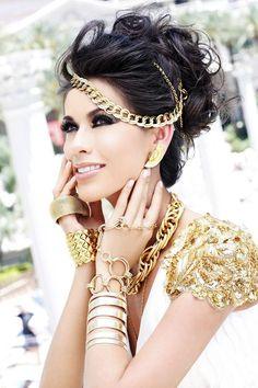Gold jewels!