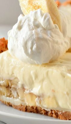 Banana Pudding Cheesecake Recipe