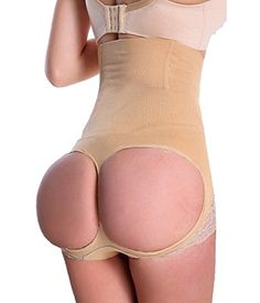 Gotoly HiWaist Tummy Control Butt Lifter Thigh Slimmer Shapewear burning fat 3XL4XL Beige * Check out the image by visiting the link.