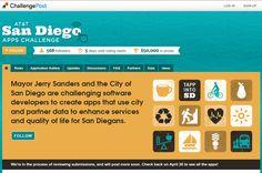 SDAppsChallenge by San Diego Mayor Jerry Sanders