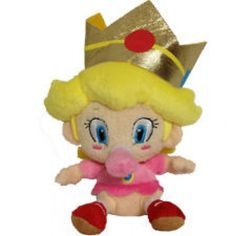 Princess Peach Baby