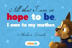 A mom is always inspiring to her kids, whether she realizes it or not.