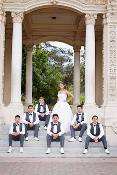Quinceañera picture ideas