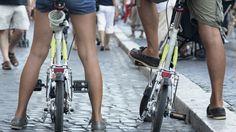 Für #Fahrradfahrer gelten die #Verkehrsregeln. Bei Verstößen gibt es #Bußgelder und Punkte in Flensburg.
