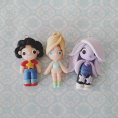 polymer clay steven universe - Google Search