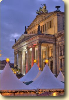 Christmas Market in Germany!