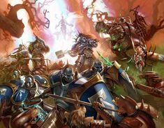 warhammer skaven art - Google-Suche