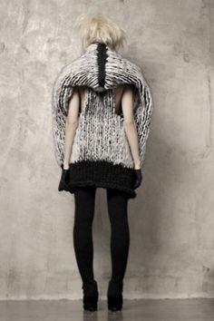 uma wang future big knit jumper plans!