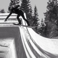Shaun White. Photo by Gabe L'Heureux.