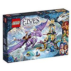 Amazon.com: LEGO Elves 41178 The Dragon Sanctuary Building Kit (585 Piece): Toys & Games