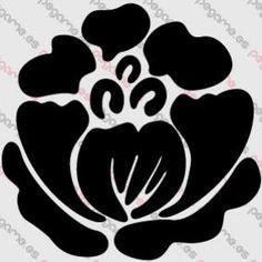 Pegame.es Online Decals Shop  #decoration #flower #ornamental #vinyl #sticker #pegatina #vinilo #stencil #decal