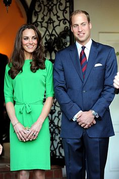 Love her hair color - The Kate Middleton Look Book -- The Cut