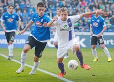 Zeitung WESTFALEN-BLATT: Arminia Bielefeld - Abstiegskampf pur